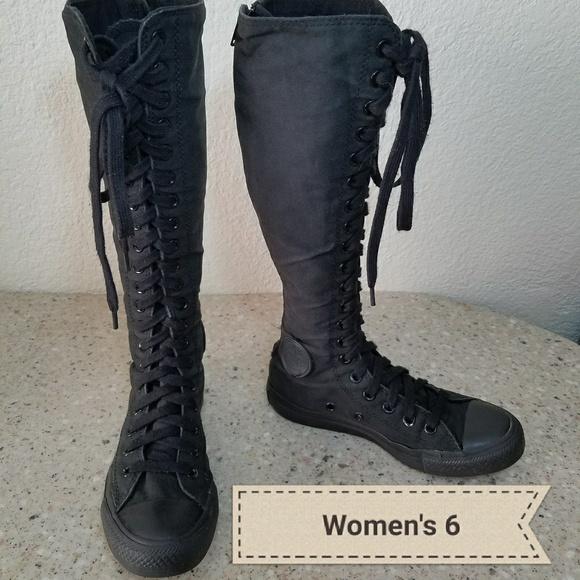 converse winter boots damen